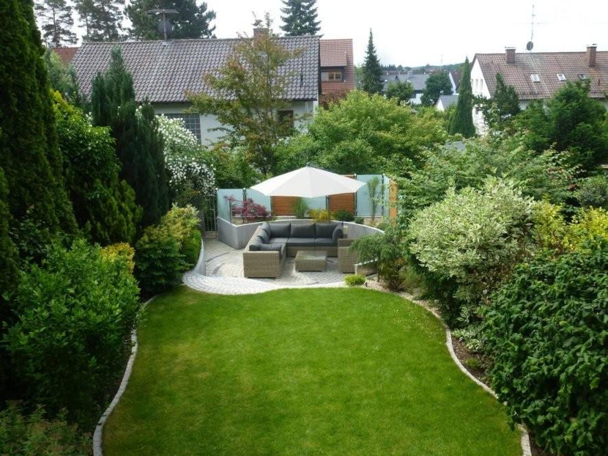 Wie Kann Ein Kleiner Garten Modern Gestaltet Werden  Dog Proof von Kleiner Zaun Für Vorgarten Photo