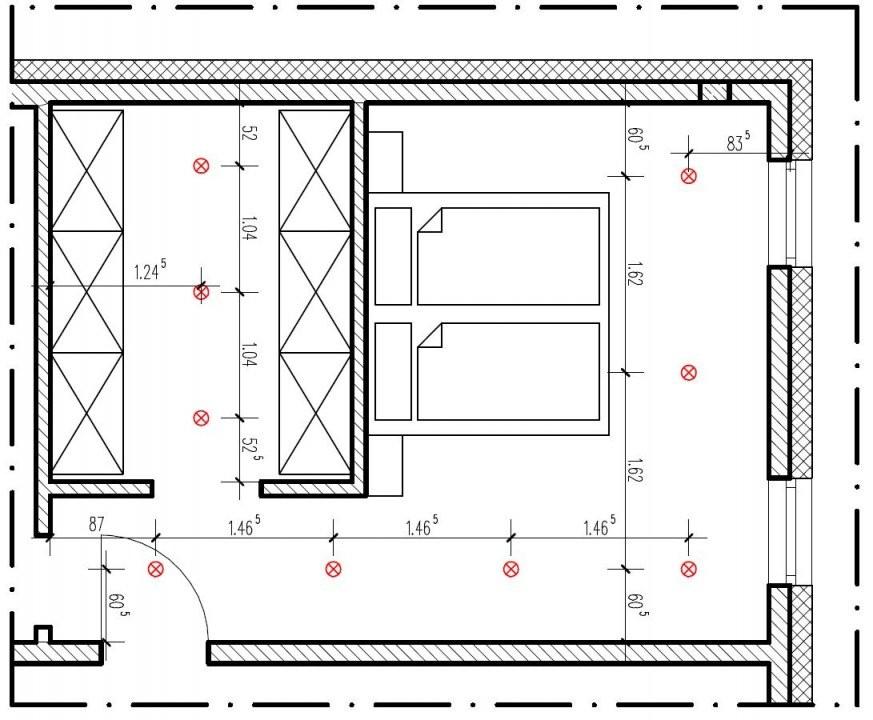 Wieviel Einbaustrahler Pro Quadratmeter von Led Spots Decke Abstand Photo