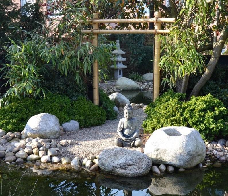 Wilczek Gärten  Japanische Gärten von Japanische Deko Für Garten Bild