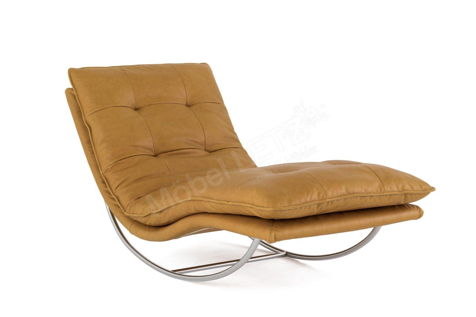 Willi Schillig 4700047003 Daily Dreams Relaxliege Kurkuma  Möbel von Relaxliege Für 2 Personen Bild
