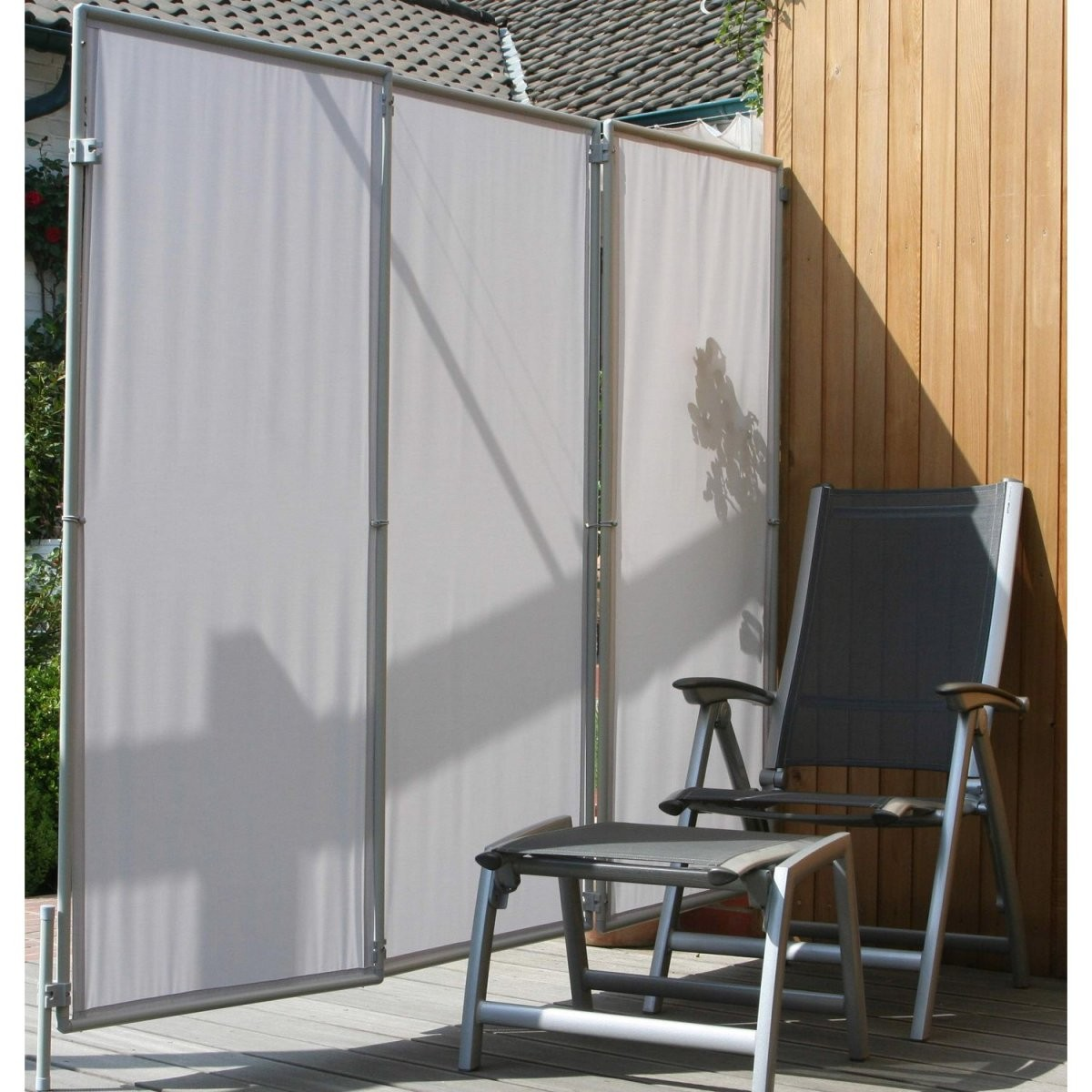 Windschutz Kaufen Bei Obi von Windschutz Für Balkon Ohne Bohren Bild
