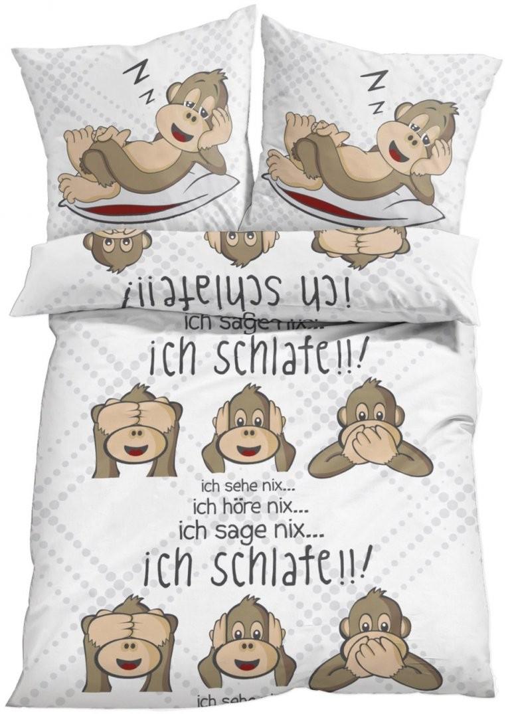 Witzige Bettwäsche – Nicht Nur Für Das Kinderzimmer Geeignet  Weiß von Bettwäsche Biber Mädchen Bild
