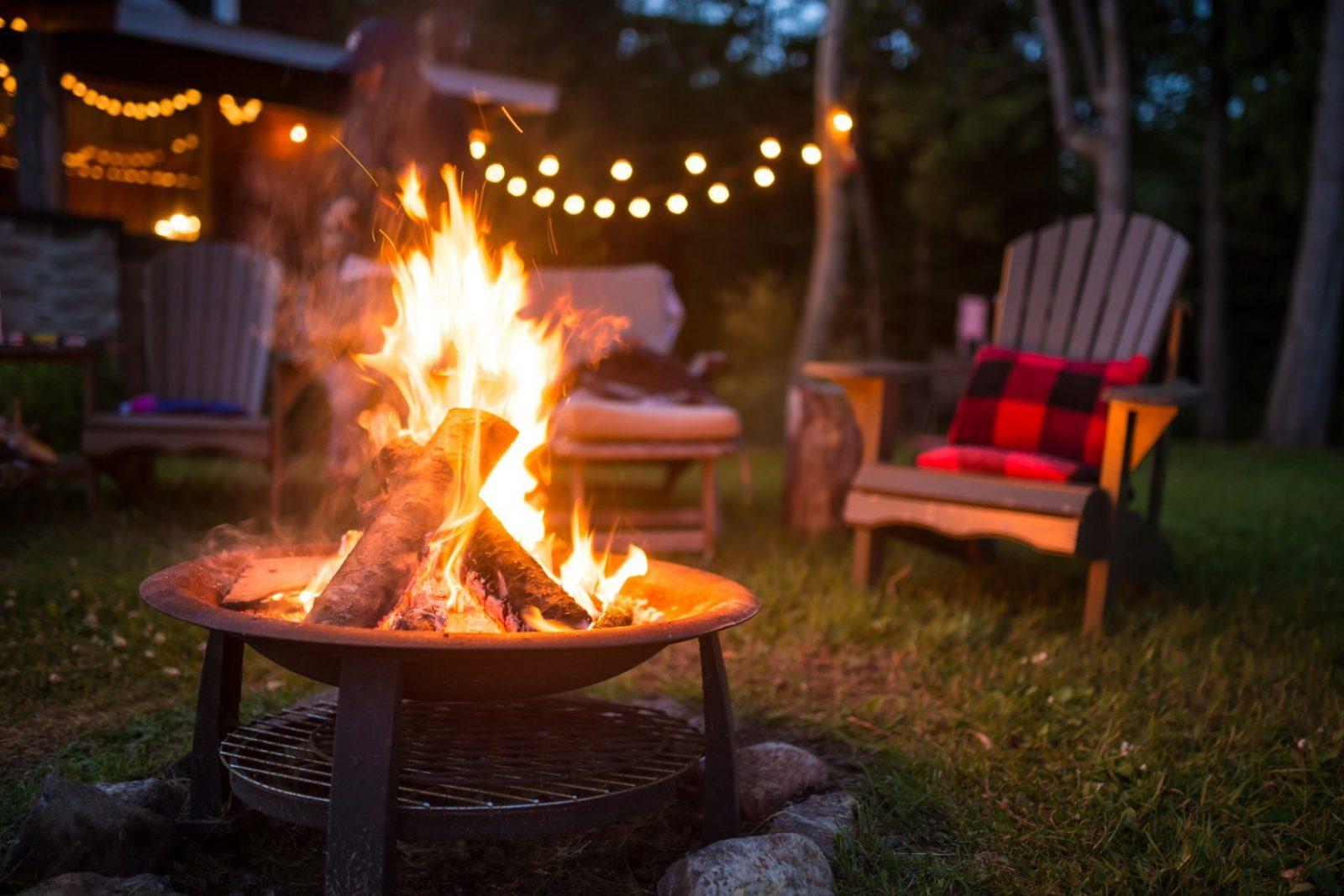 Wo Ist Ein Lagerfeuer Erlaubt Und Wo Verboten Bw  Freizeitshop Camp von Offene Feuerstelle Im Garten Erlaubt Photo