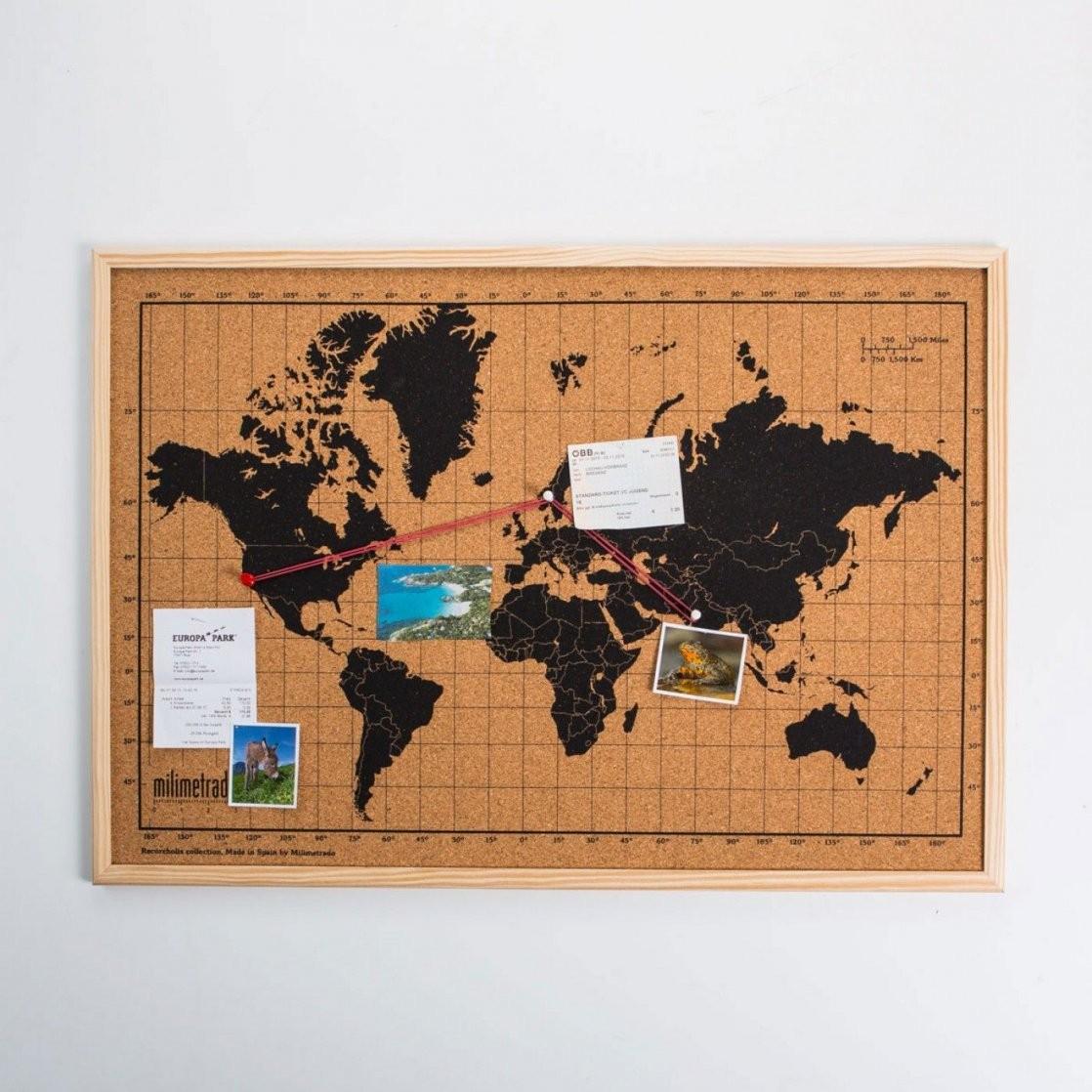 Wohlfühladventskalender Zum Ausdrucken  Weltkarte  Cute Presents von Weltkarte Pinnwand Selber Machen Photo