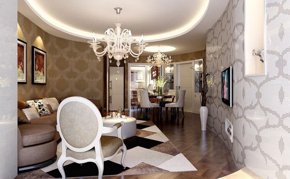 Wohn Esszimmer  Elegante Lösungen Für Kleine Wohnungen  Freshouse von Wohn Und Esszimmer Kleiner Raum Photo