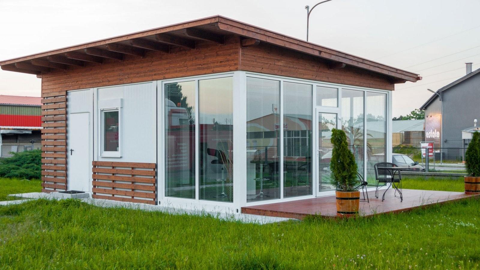 Wohncontainer  Agrav Containermodulsysteme Gmbh von Container Haus Bauen Lassen Photo