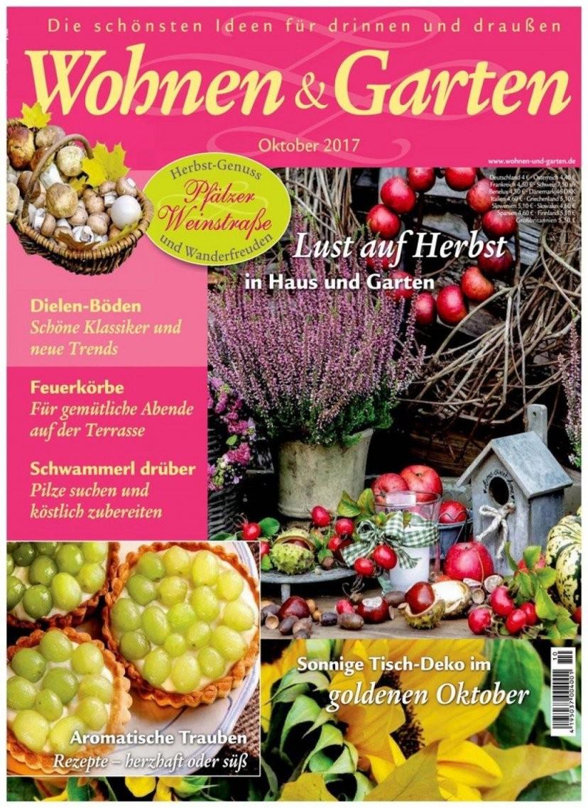 Wohnen Und Garten Rezepte Für Serious Decor Inspiration Von Wohnen von Wohnen Und Garten Abo Bild