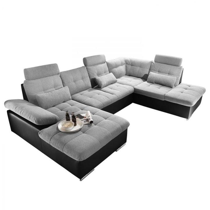 Wohnlandschaft Puntiro In 2019  Couch  Wohnlandschaft Sofa von Günstige Wohnlandschaft Mit Bettfunktion Photo