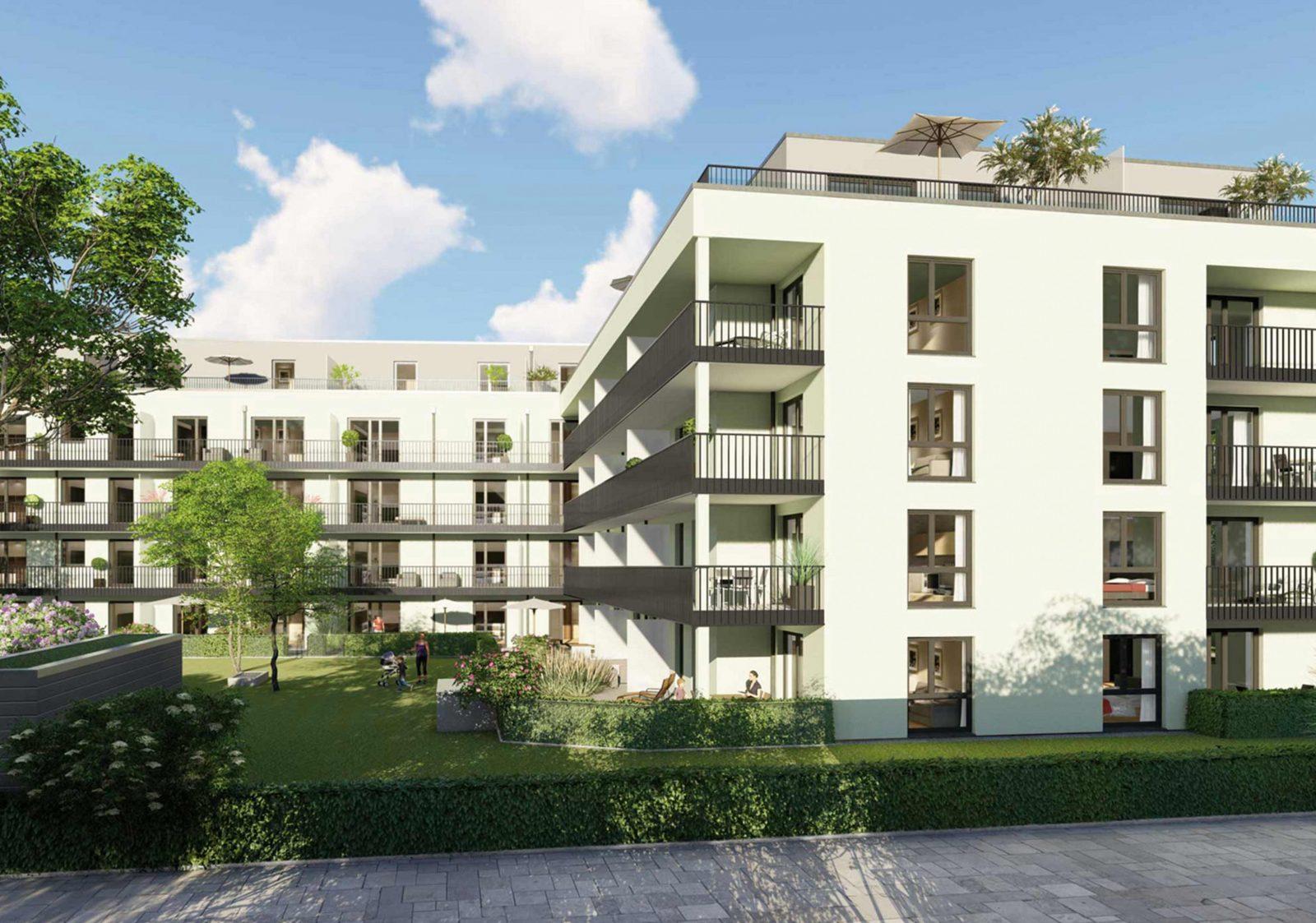 Wohnung Kaufen In Neusäß  Beethoven Park 6 von Haus Kaufen In Potsdam Bild