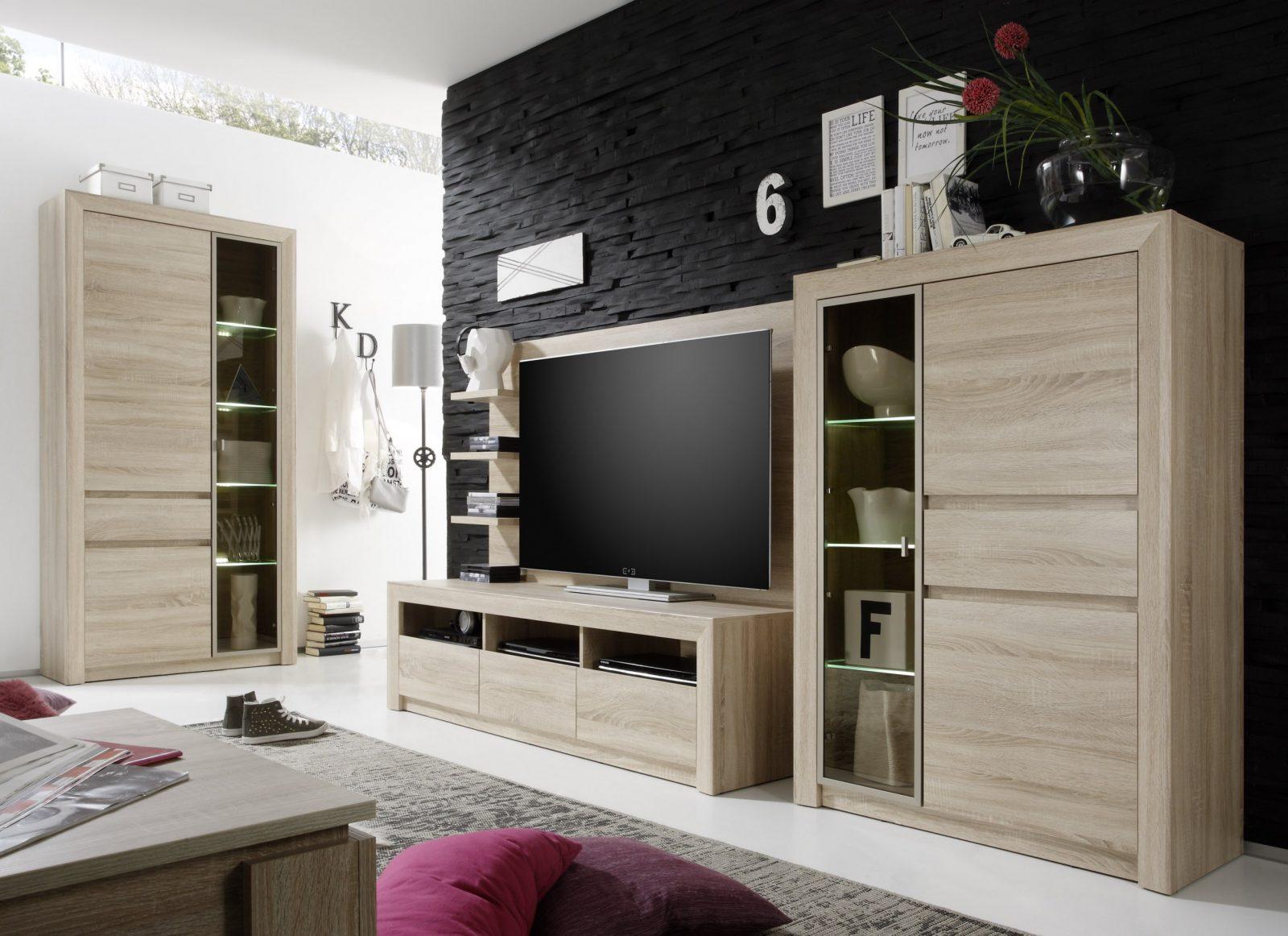 Wohnwand 270 Cm Breit Cool Fabulous Wohnwand Teilig X Cm Wohnzimmer von Wohnwand 270 Cm Breit Bild