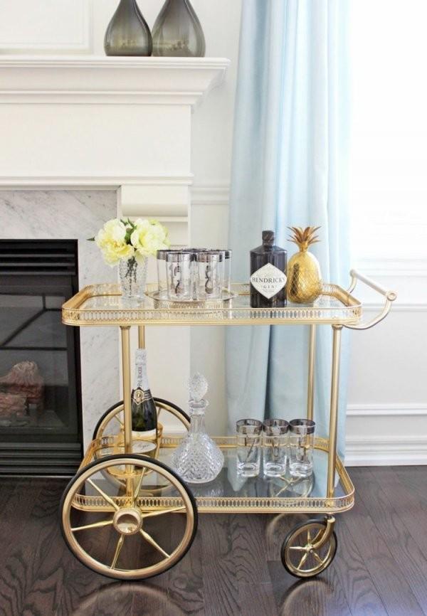 Wohnzimmer Bar  Attraktive Und Stilvolle Ideen Für Eine Tolle von Kleine Bar Fürs Wohnzimmer Photo