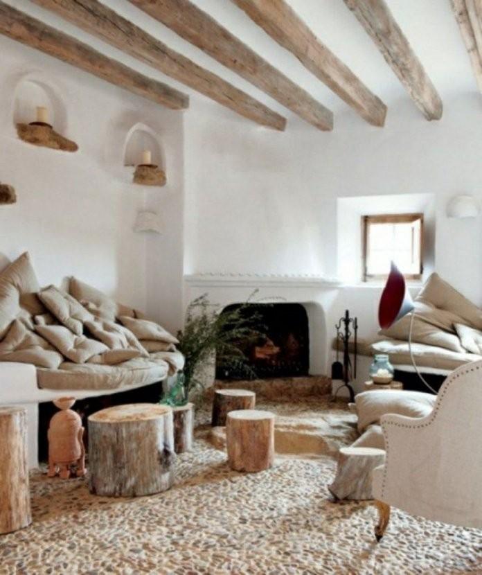 Wohnzimmer Deko Selbstgemacht 21 Kreative Deko Ideen Aus Baumstumpf von Wohnzimmer Deko Selber Machen Photo