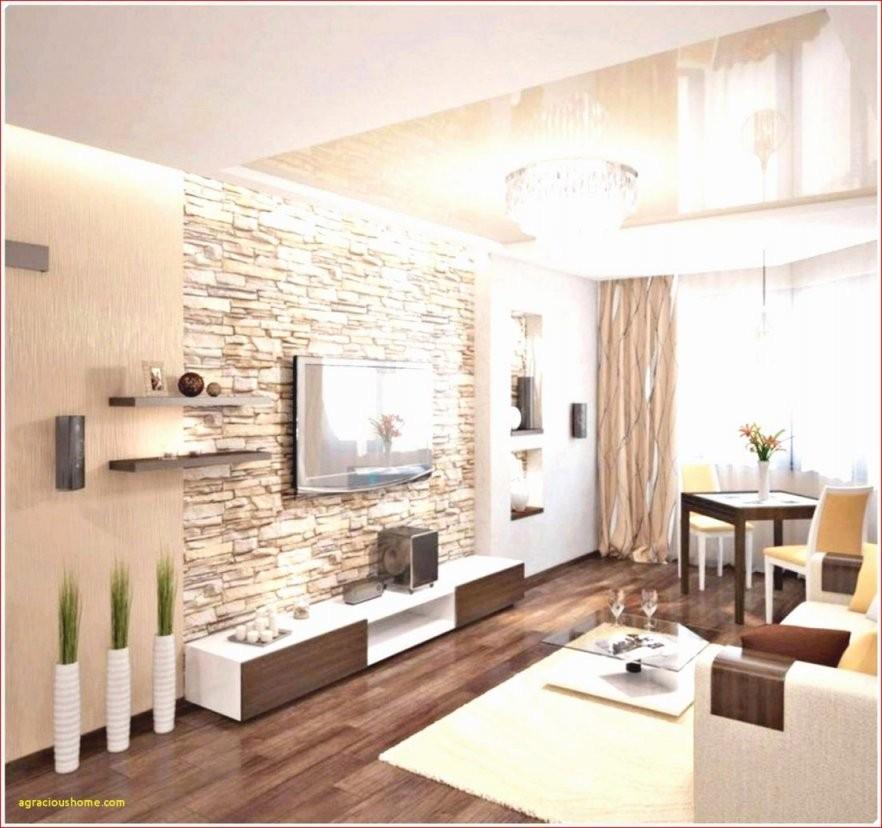 Wohnzimmer Grau Beige Und Schlafzimmer In Einem Raum Einrichten Eine von Wohnzimmer Neu Gestalten Mit Wenig Geld Photo