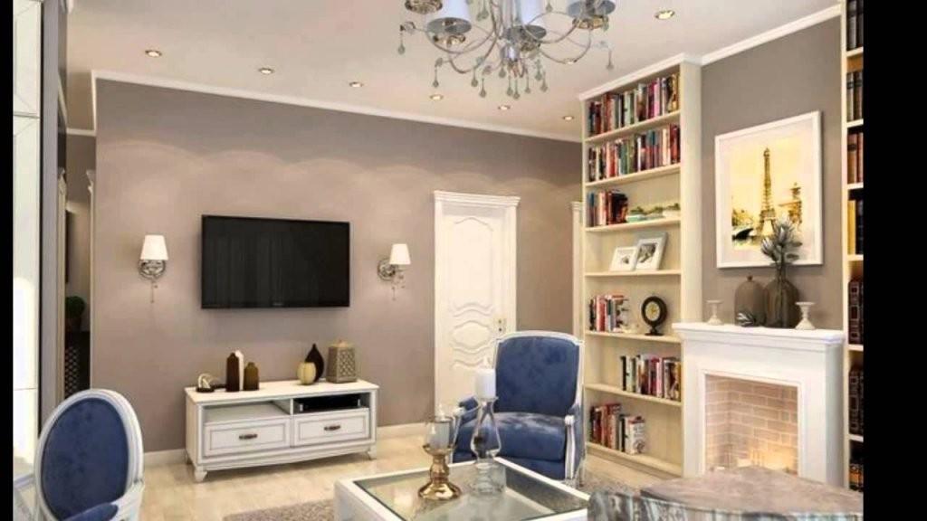 Wohnzimmer Ideen Wohnzimmer Wandgestaltung Wohnzimmer Streichen von Wohnzimmer Wände Streichen Ideen Bild