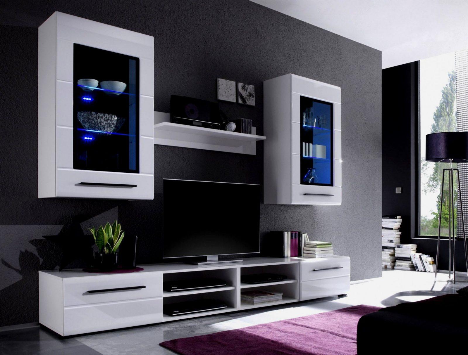 Wohnzimmer Möbel Poco  Ideen Für Wohnzimmer Gestalten  Tv Unit von Wohnwand Nussbaum Weiß Poco Bild