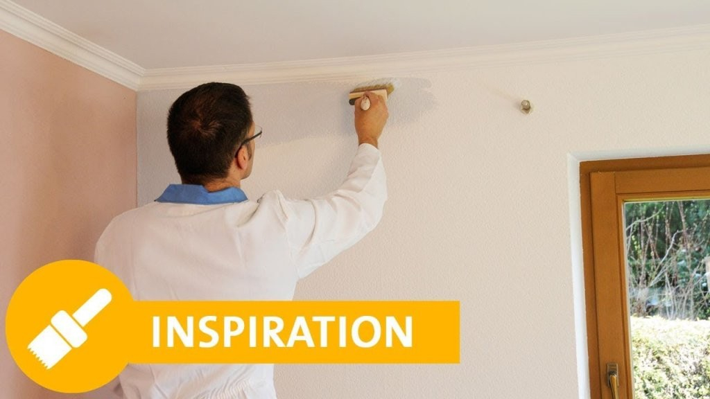 Wohnzimmer Streichen Welche Farbe Ist Die Richtige Ideen  Tipps von Wände Farbig Gestalten Ideen Bild