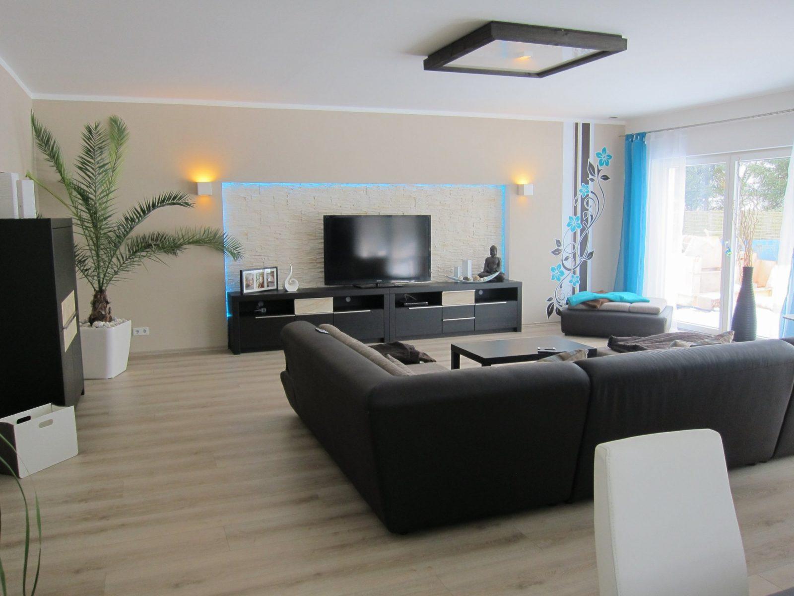 Wohnzimmer Unser Traum Vom Haus Von Lola511  33690  Zimmerschau von Wohn Und Esszimmer Kleiner Raum Photo