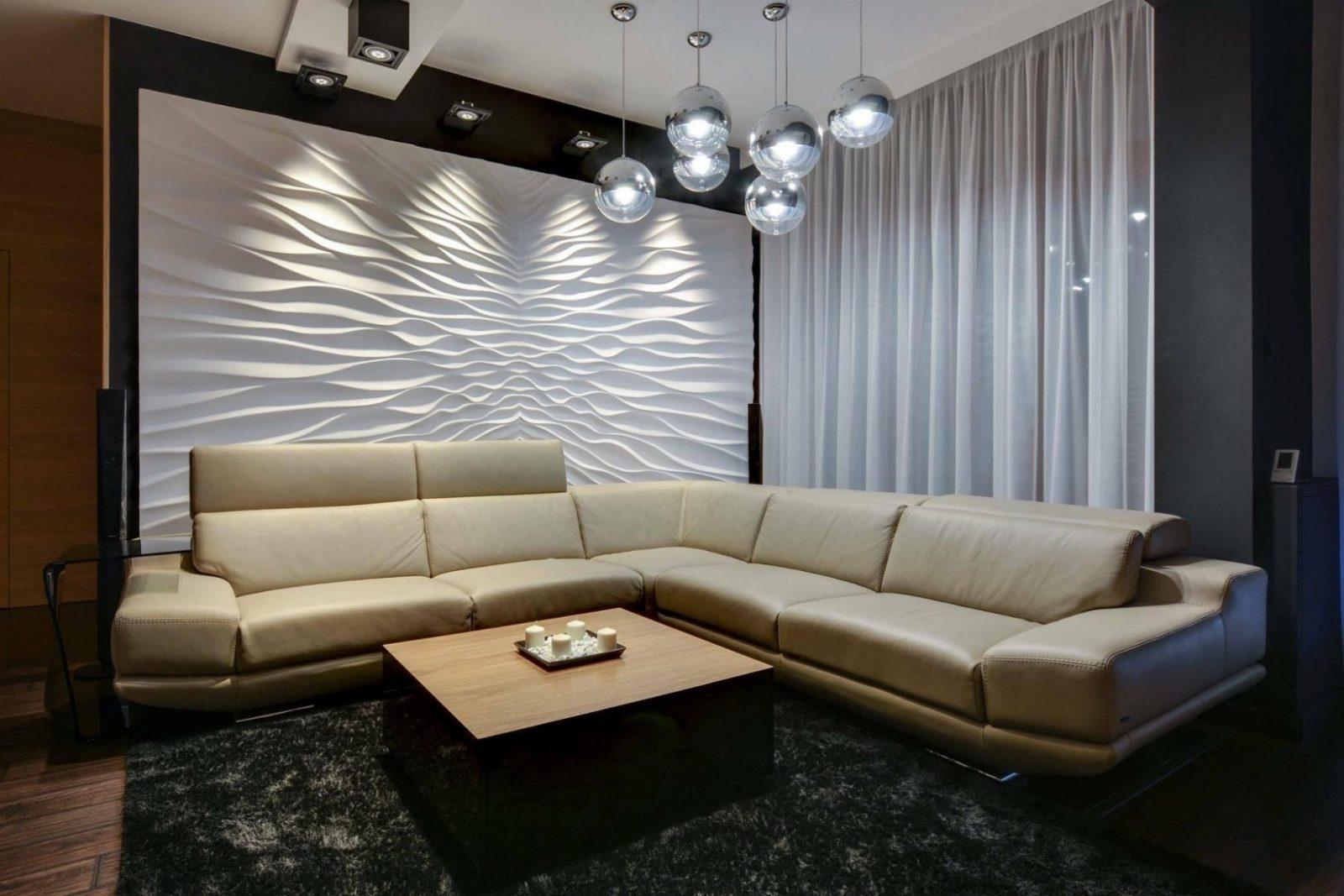 Wohnzimmer Wandgestaltung Die Schönsten Ideen von Wandgestaltung Mit Tapeten Wohnzimmer Photo