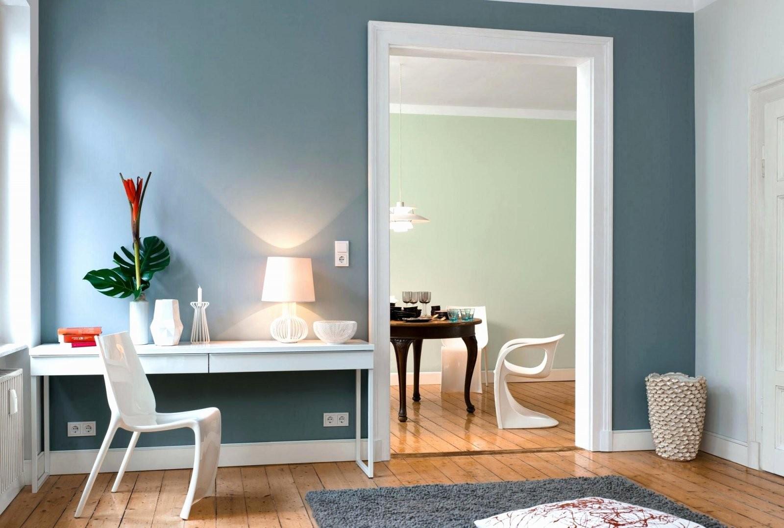 Wohnzimmer Wnde Streichen  Limoobile von Wände Farbig Gestalten Ideen Bild