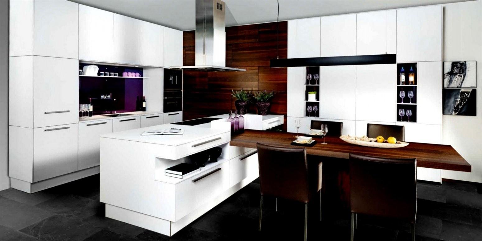 Wunderbar Kuche Mit Kochinsel Und Tisch Kche New Theke Haus von Kochinsel Mit Integriertem Esstisch Bild