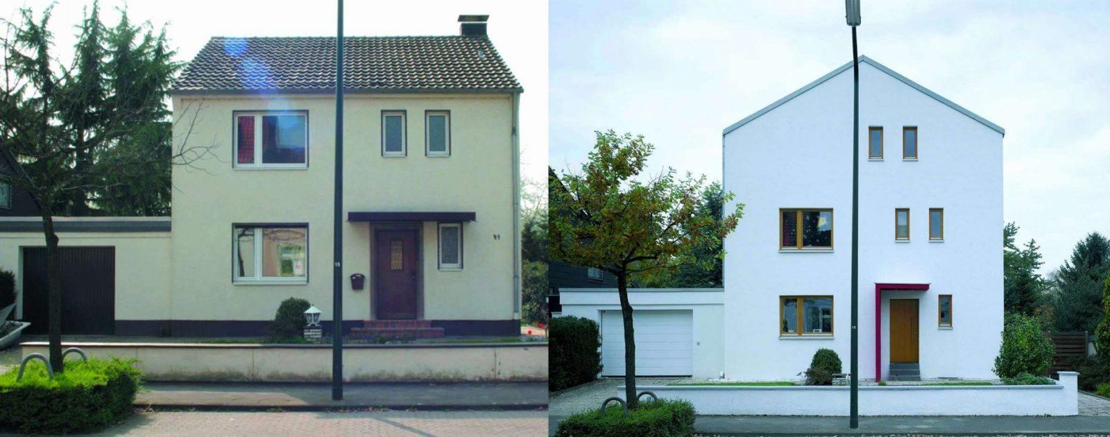 Wunderbare Haus Renovieren Vs Einfamilienhaus Klassisch Mit Schön von Häuser Renovieren Vorher Nachher Photo