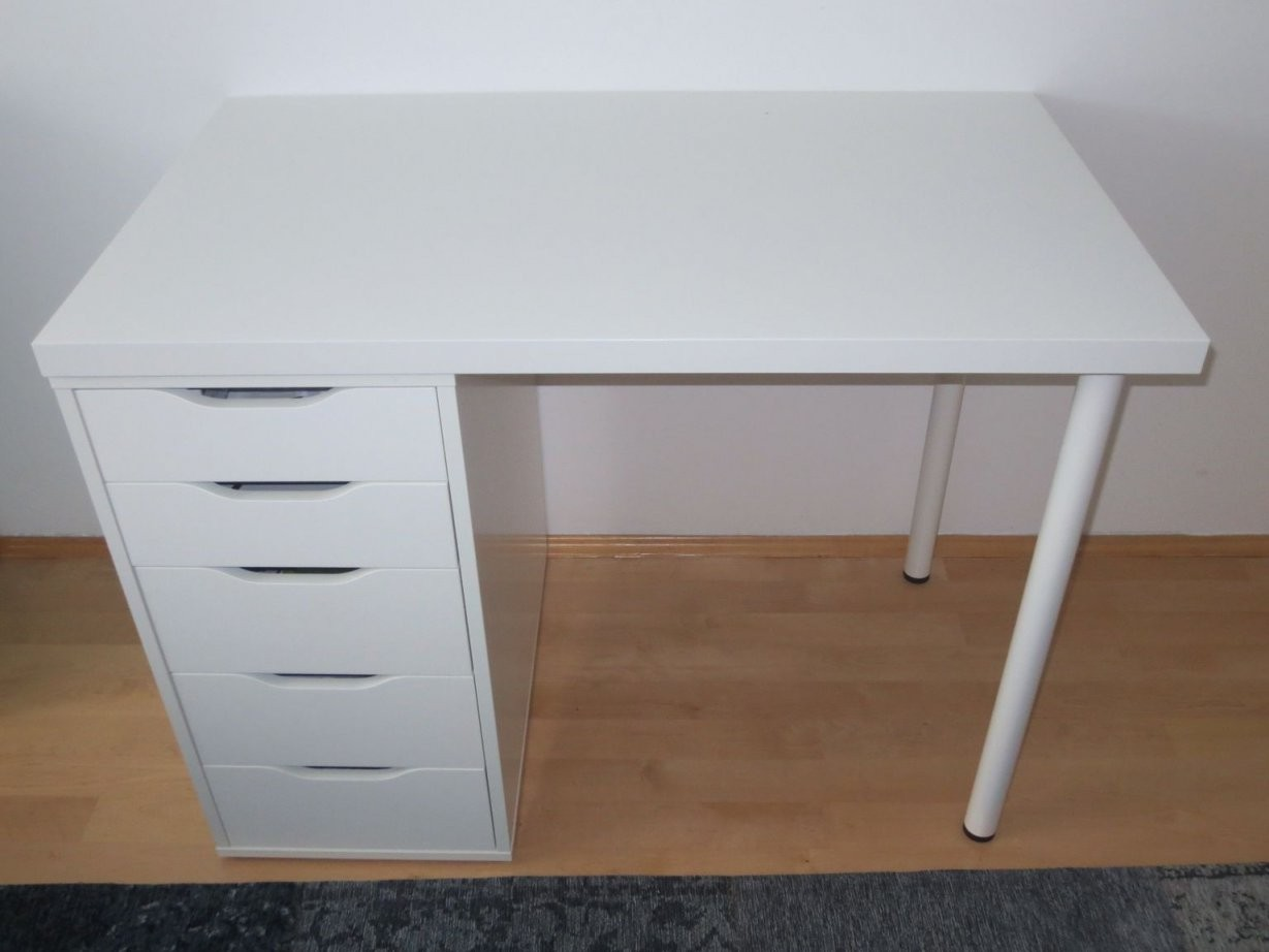Wunderschönen Ikea Tisch Schublade Weiß  Cemotionsevents von Couchtisch Mit Schublade Ikea Photo