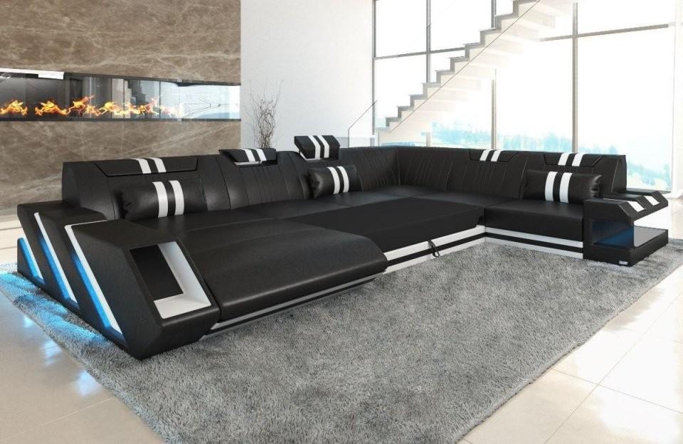 Xl Wohnlandschaft Mit Bettfunktion  Besten Bettsofa Design Ideen von Sit And More Wohnlandschaft Bild
