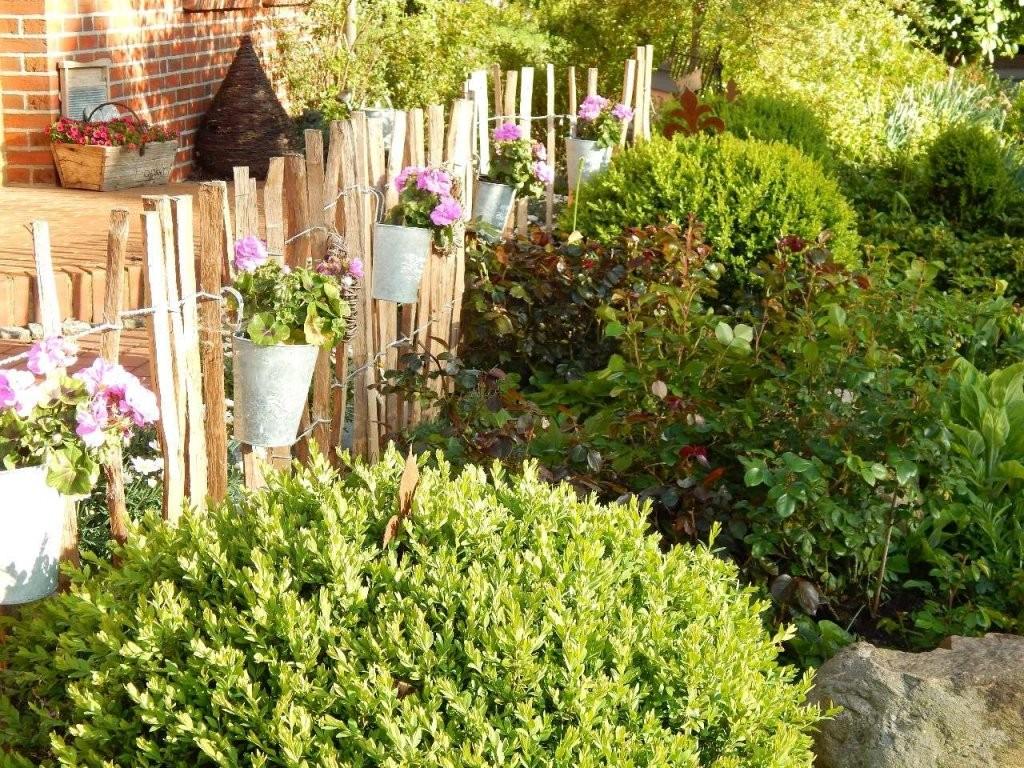 Zaun Für Garten Reizend Kleiner Garten Unzählige Avec Garten Ideen von Kleiner Zaun Für Vorgarten Photo
