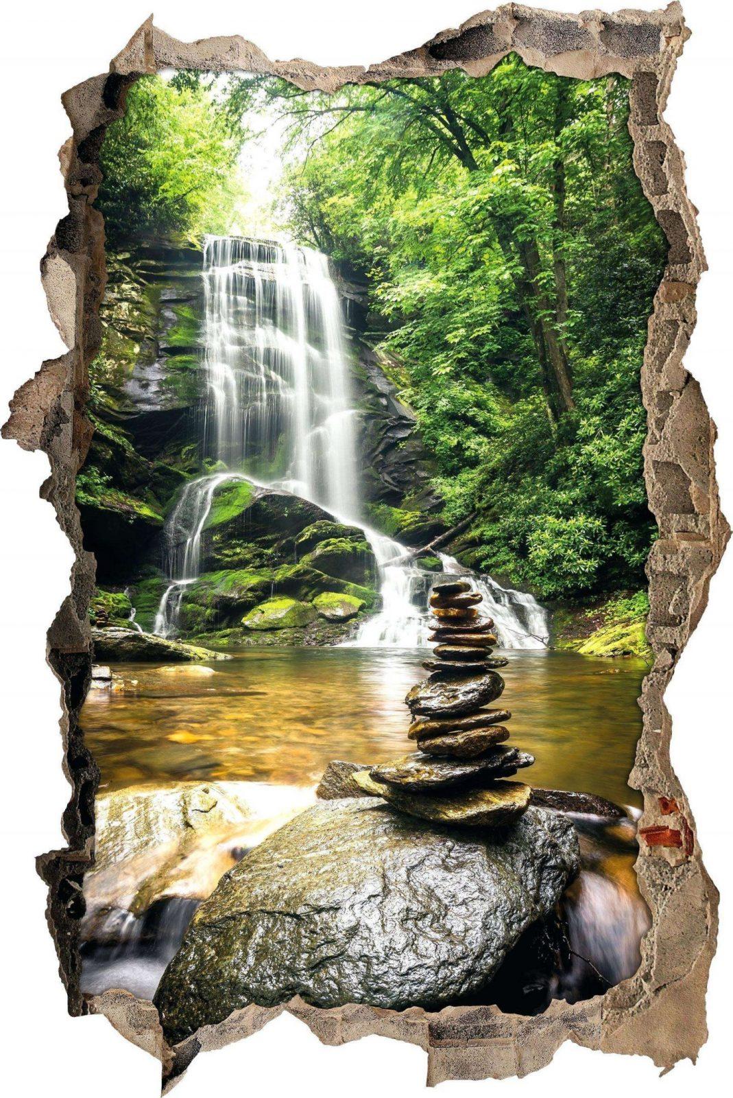 Zen Brunnen Selber Bauen Design Von Springbrunnen Wasserfall von Zimmer Wasserfall Selber Bauen Bild