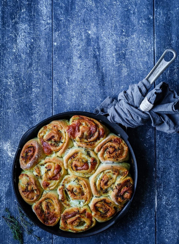 Zupfbrot Rezept  Mozzarellabrot Aus Jamie Kocht Italien + von Italienische Kochrezepte Mit Bildern Bild