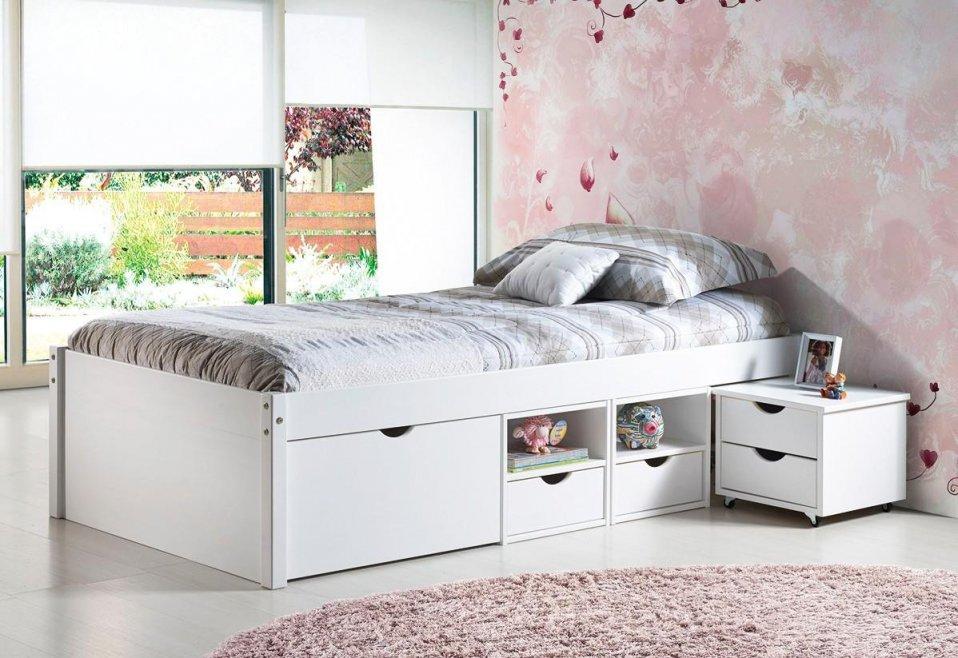 Betten Schubladen Bett 140X200 Mit Gebraucht Schublade Ikea von Malm Bett 140X200 Weiß Bild