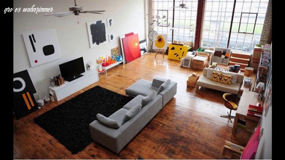 10 Neue Gedanken Über Großes Wohnzimmer Die Ihre Welt Auf von Großes Wohnzimmer Ideen Photo