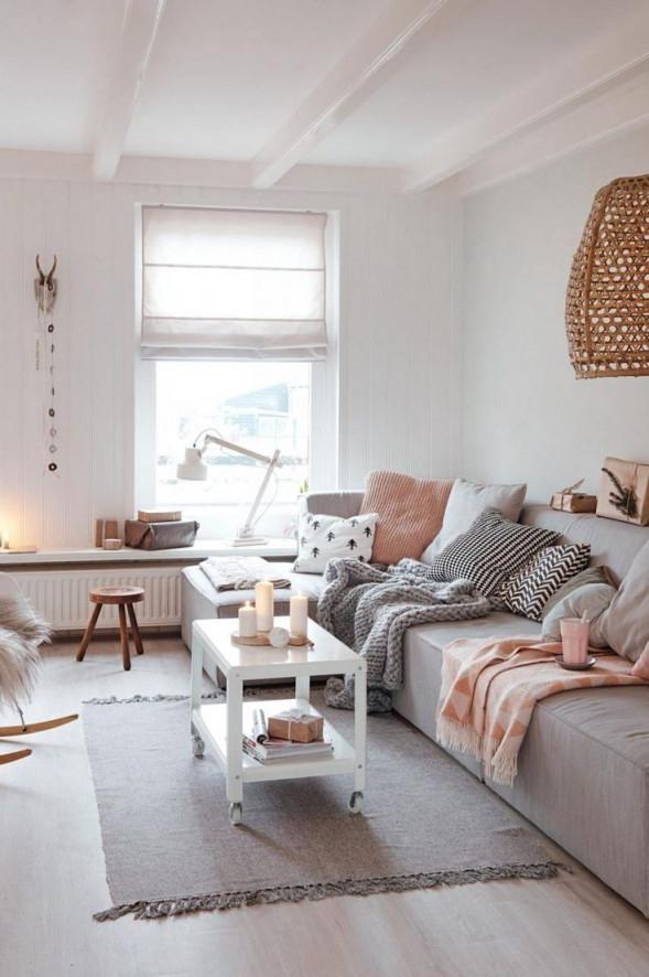10 Wohnzimmerideen Wie Man Perfektes Skandinavisches Design von Einrichtung Wohnzimmer Ideen Bild