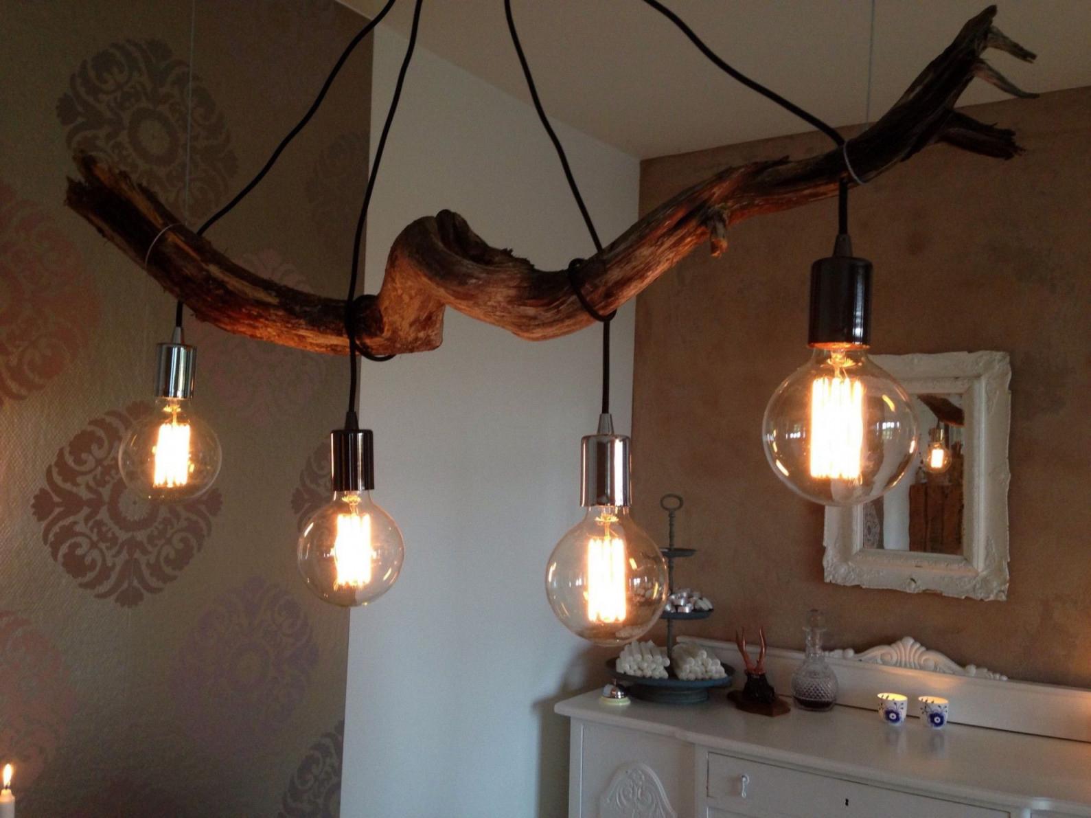 11 Diy Wohnzimmer Lampe In 2020  Deckenlampe Holz Lampe von Diy Wohnzimmer Lampe Photo