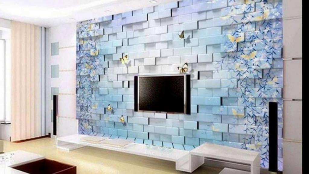 11 Wohnzimmer Tapeten Ideen 2019 von Tapeten Für Wohnzimmer Bild