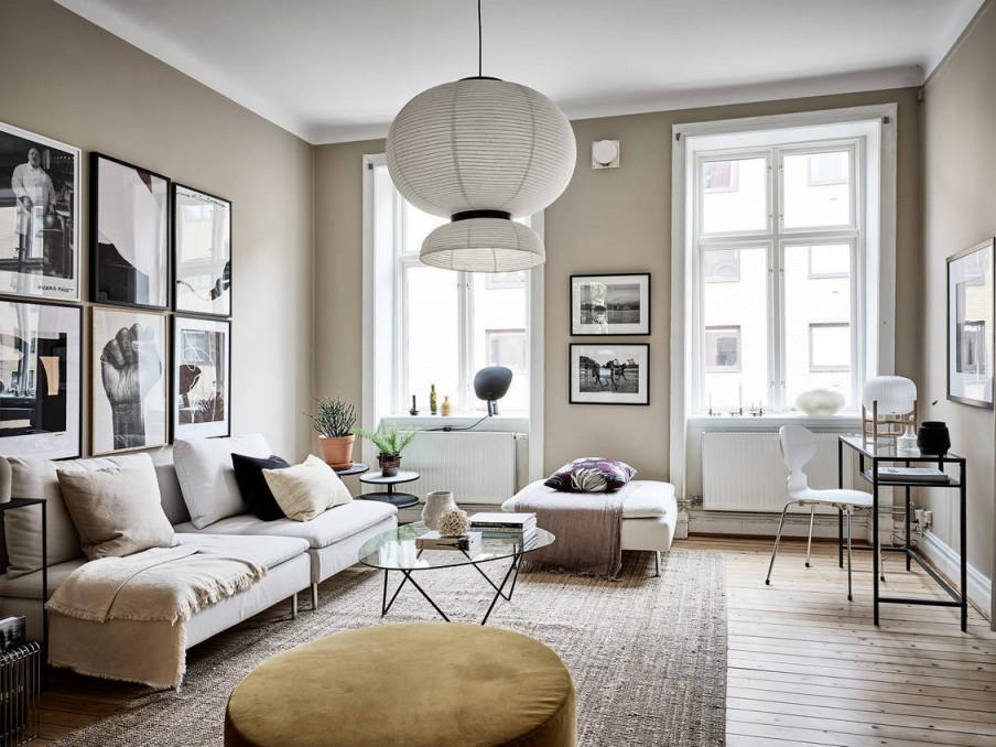 12 Einrichtungstipps Für Ein Perfektes Wohnzimmer  Sweet Home von Wohnzimmer Groß Einrichten Bild