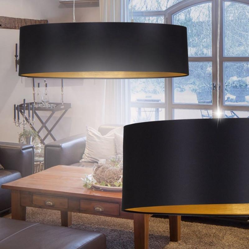 13 Leuchte Schwarz Gold Luxus  Lqaff von Wohnzimmer Lampe Schwarz Gold Photo