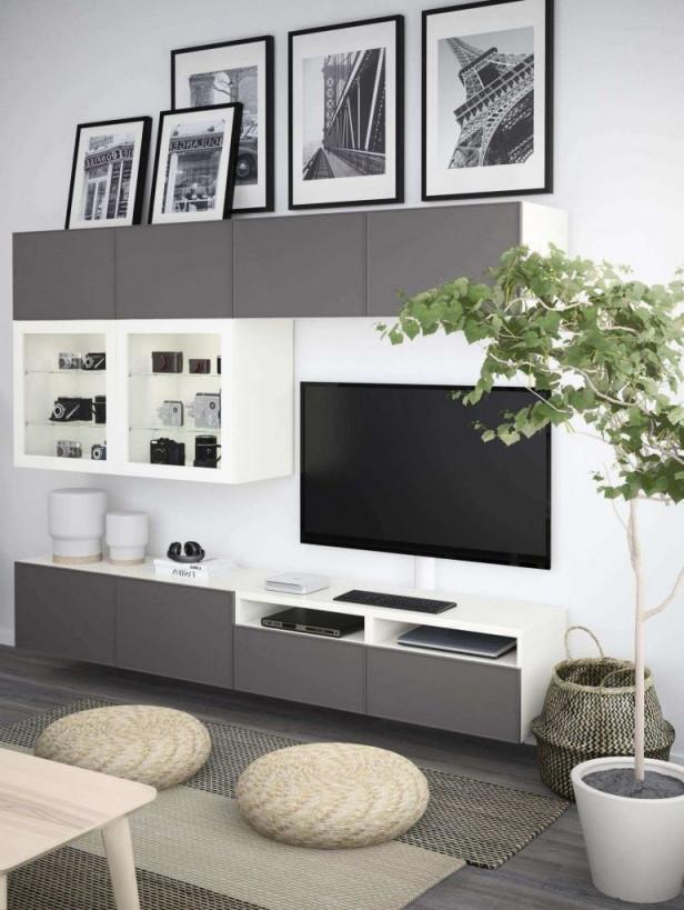 15 Beste Von Ikea Wohnwand Ideen  Wohnwand Ideen Ikea von Wohnzimmer Wohnwand Ideen Bild