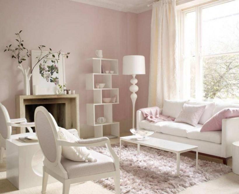 16 Schöne Rosa Wohnzimmerideen Die Viele Frauen Mögen 8 In von Wohnzimmer Ideen Rosa Photo