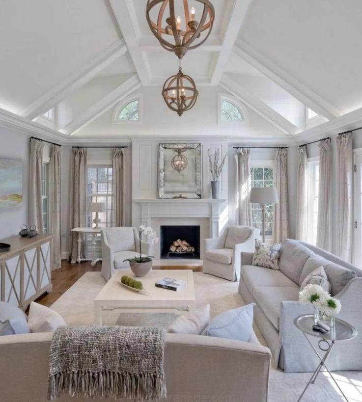17 Luxuswohnzimmerinterieurdesignideen Für Das Moderne von Luxus Wohnzimmer Ideen Photo