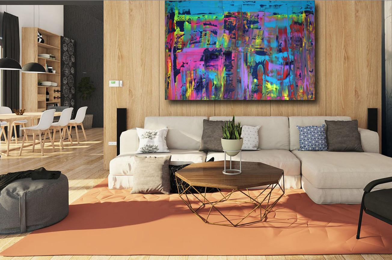 171 von Bilder Großformat Wohnzimmer Bild