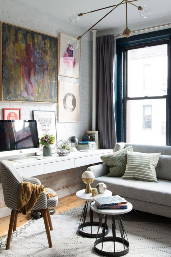 20 Qm Wohnzimmer Einrichten – Layoutbeispiele Und Smarte von Wohnzimmer 20 Qm Einrichten Bild