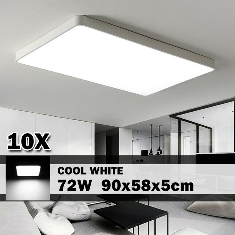 20W72W Led Deckenleuchte Badleuchte Küche Deckenlampe von Led Deckenleuchte Dimmbar Wohnzimmer Photo