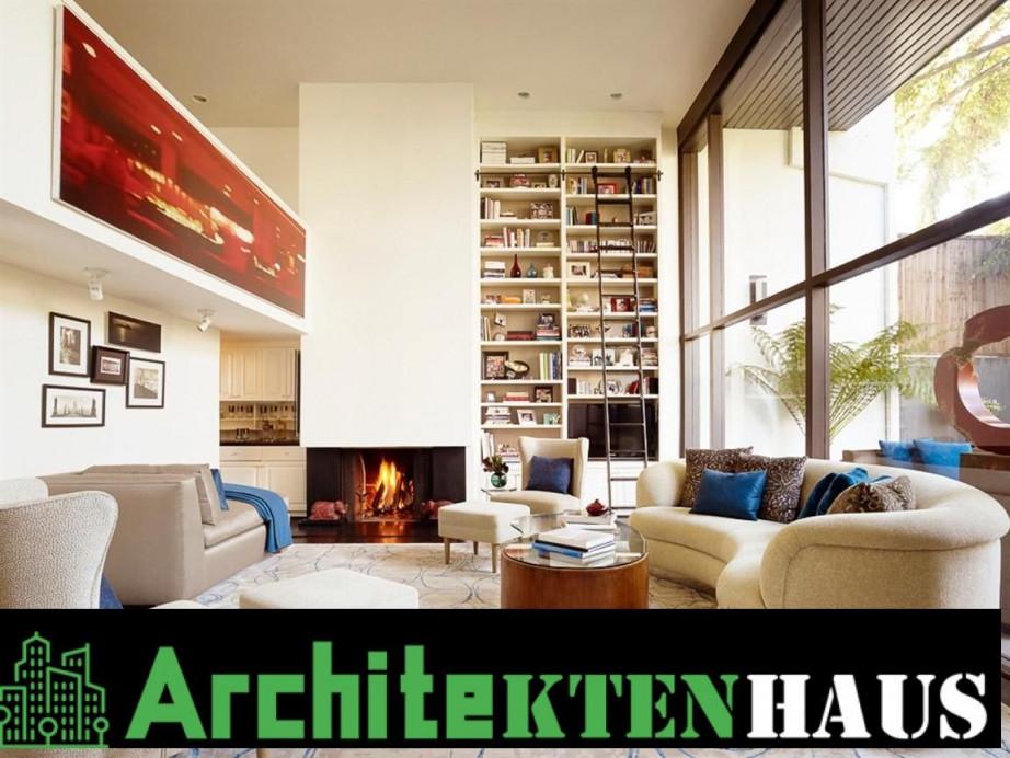 26 Inspirierende Ideen Für Ein Großes Wohnzimmer  Ideen von Ideen Für Große Wohnzimmer Bild