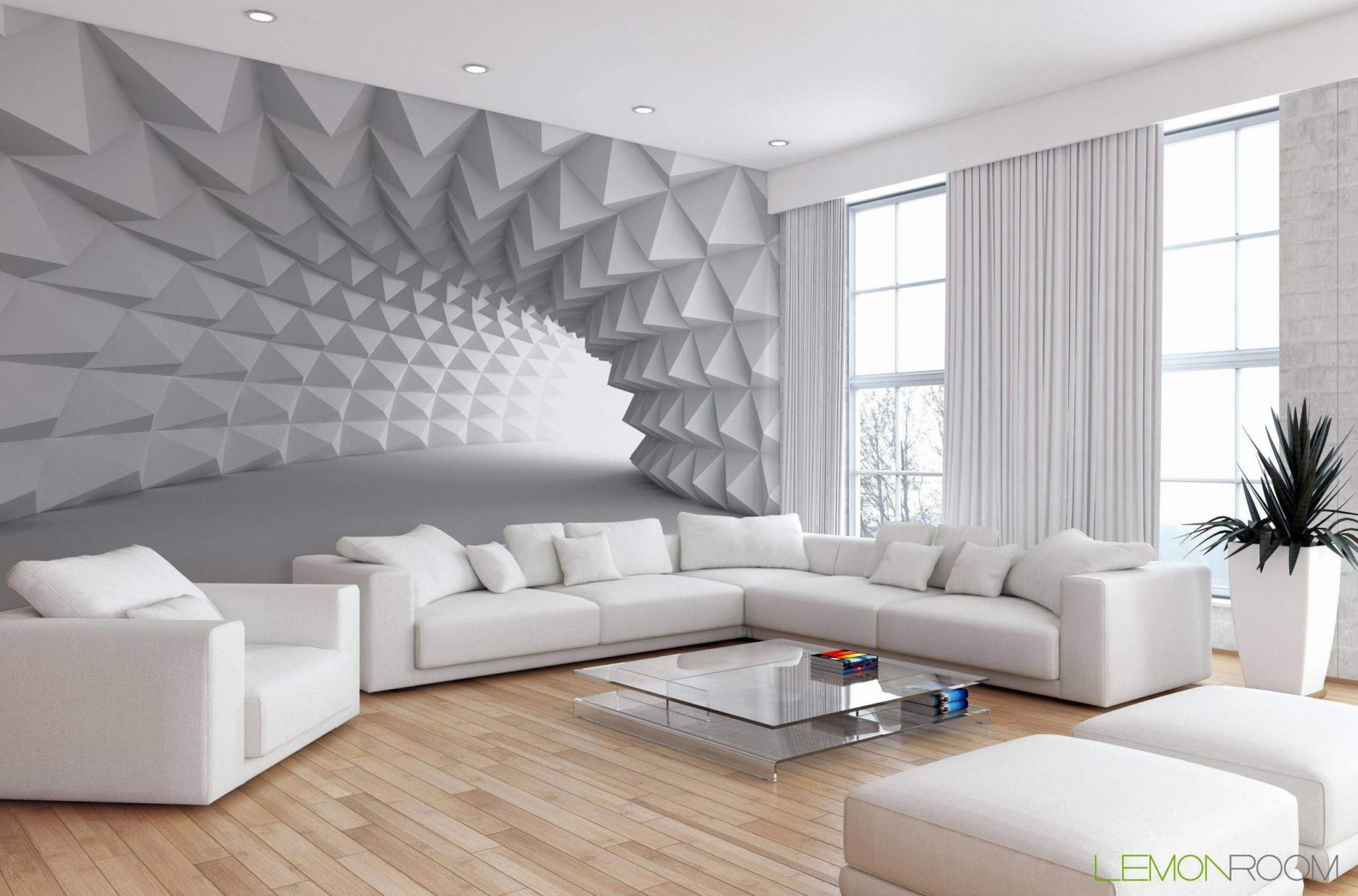 26 Luxus Tapeten Ideen Wohnzimmer Grau Elegant  Wohnzimmer von Luxus Tapeten Wohnzimmer Bild