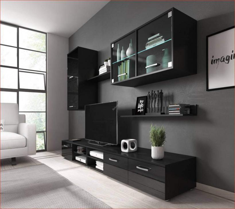27 Frisch Wohnzimmer Schwarz Weiß Grau Frisch  Wohnzimmer von Schwarze Deko Wohnzimmer Bild