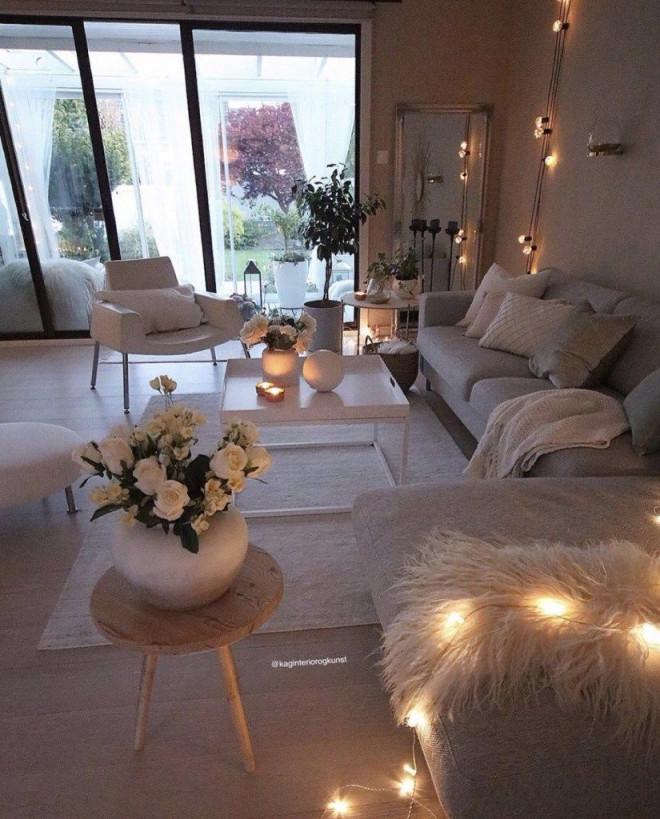 28 Cozy Living Room Decor Ideas To Copy  Wohnzimmer von Gemütliches Wohnzimmer Bilder Photo