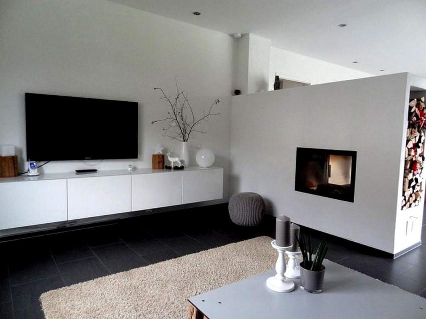 30 Elegant Ikea Besta Wohnzimmer Ideen Elegant  Wohnzimmer von Wohnzimmer Wohnwand Ideen Bild