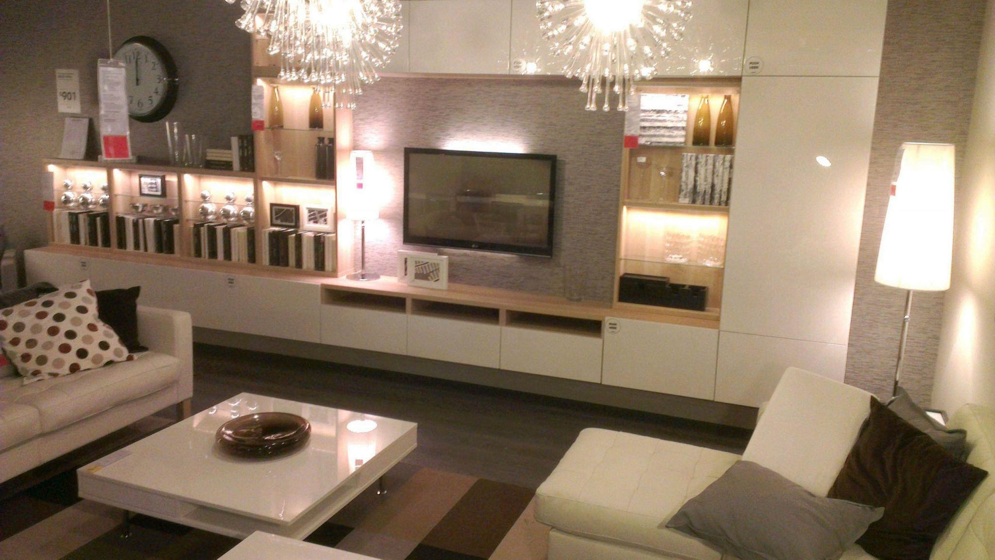 30 Elegant Ikea Besta Wohnzimmer Ideen Elegant  Wohnzimmer von Wohnzimmer Wohnwand Ideen Photo