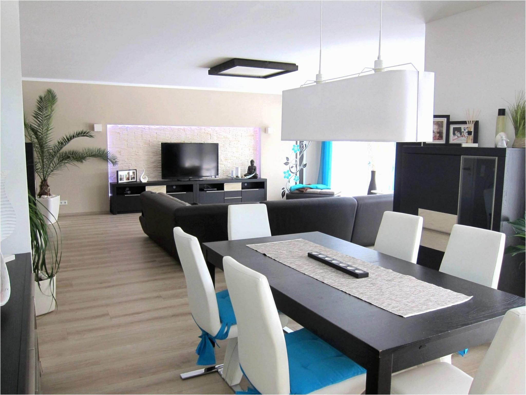 30 Luxus Kleines Wohnzimmer Mit Essbereich Einrichten von Wohnzimmer Esszimmer Gestalten Bild